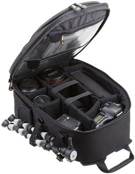 Backpack for SLR/DSLR Cameras and Accessories – Black 2