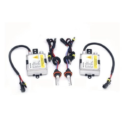 Zenex HID Conversion Kit 9005 6000K (Diamond White)