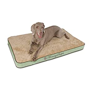 K&H Memory Sleeper, Large 29 by 45 by 3-3/4 Inches, Sage