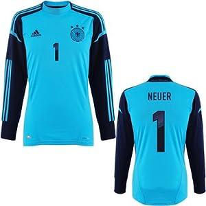 Das Adidas Deutschland Torwarttrikot zur EM 2012