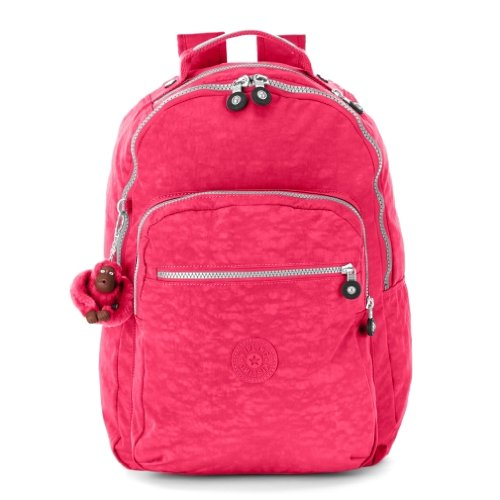 Kipling travel backpacks include front pockets that allow you to easy access travel documents, cell phone, water bottle pockets and a trolley sleeve. If you're looking to make a statement, our throwback styles feature the fun, contrasting Kipling vintage logo, large iconic zippers and personality to boot.