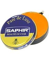 Cirage glaçace pâte de luxe Saphir jaune ciré (50ml)