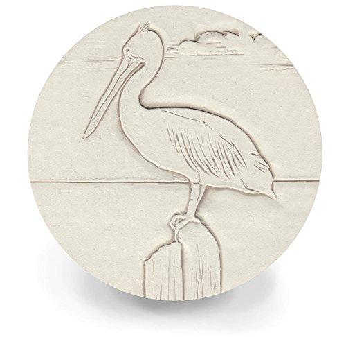 Pelican Coaster Set<br>Set of 4