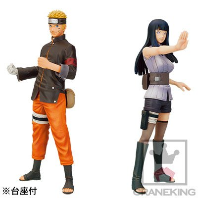 NARUTO ナルト 疾風伝 DXFフィギュア Shinobi Relations SP 全2種セット