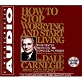 img - for How to Stop Worrying and Start Living [Unabridged 9-CD Set] (AUDIO CD/AUDIO BOOK) book / textbook / text book