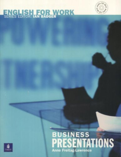 English for Work: Business Presentations