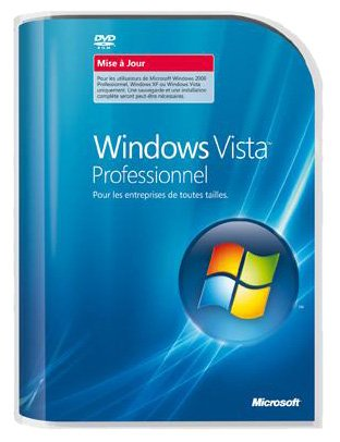 windows_vista Professionnel Mise à jour