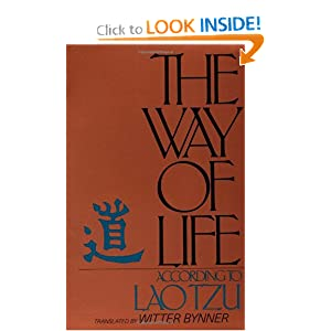 The Way of Life, According to Laotzu Witter Bynner