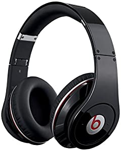 Beats by Dr. Dre Studio Over-Ear Headphones - Black