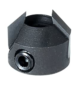 Freud 7014R 18-Millimeter Outside Diameter by 8-Millimeter Inside Diameter Right Turn Carbide Tipped Counter Sink for Spindle Boring Machine Bit