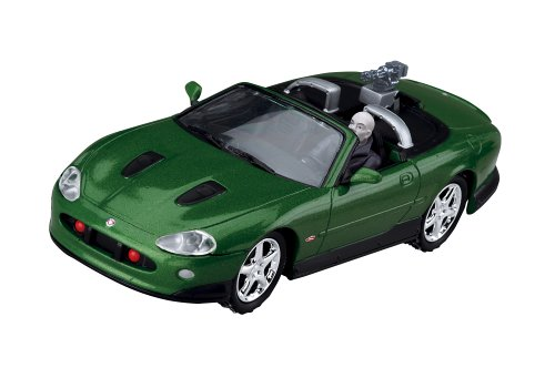 Picture of Corgi James Bond Jaguar XKR & Zao Figure (B0001L8M76) (Corgi Action Figures)