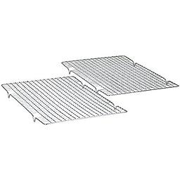 Baker\'s Secret 10-by-16-Inch Nonstick Cooling Rack, Set of 2