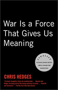 Cover of &quot;War Is A Force That Gives Us Me...