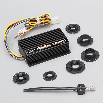 Fast Electronics 3000-0231 XR3000 Ignition Conversion Kit 4//6//8 Cylinder