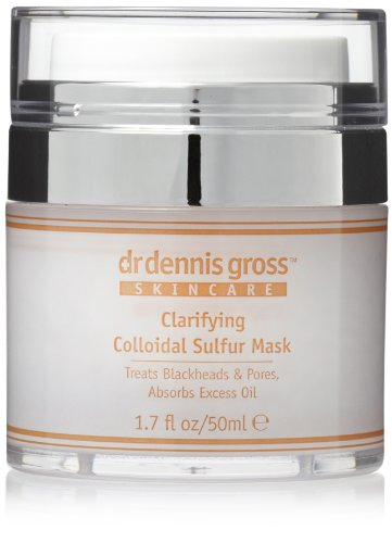 Dr. Dennis Gross Skincare Clarifying Colloidal Sulfur Mask, 1.7 fl. oz.