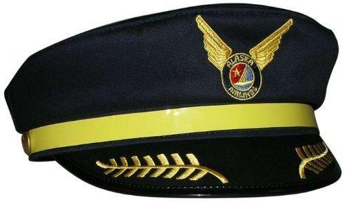 Alask (Airline Pilot Hat)