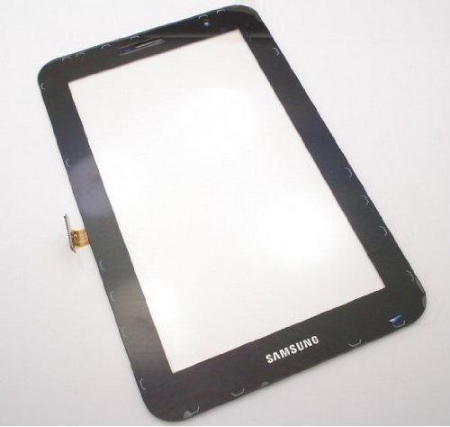 New Original Samsung Galaxy Tab 7.0 Plus N P6200 P6210 Tablet Touch Screen Digitizer Glass Panel Touchpad Touchpanel Touchscreen Replacement Repair Fix Parts
