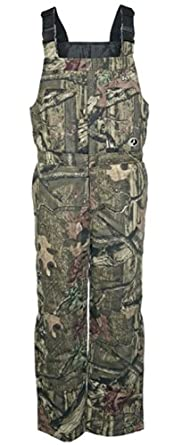Walls Mens Rip Stop Hunting Insulated Bib Overalls Breakup Infinity by Walls