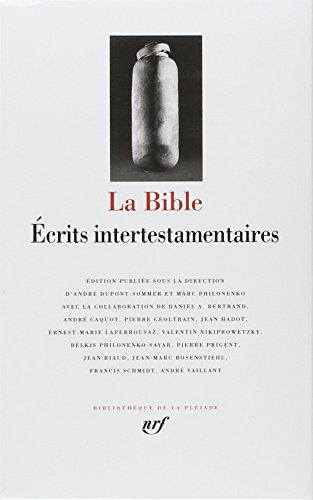 La Bible, écrits intertestamentaires