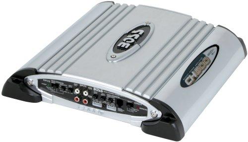 Boss Audio Ch600 4-Channel Amplifier, 200 Watts X 4 Channels front-408580