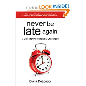 Stop Being Late! | Organize to Revitalize Blog