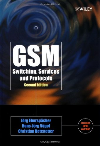 GSM Switching, Services, and Protocols