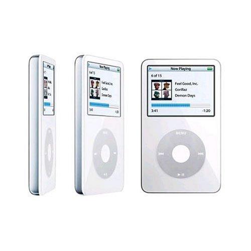 Apple iPod - 60GB - White [video playback] MA003B/A