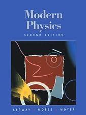 Modern Physics by Raymond A. Serway