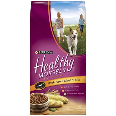 Purina 178134 Lamb And Rice Chow For Dogs, 16.5-Pound