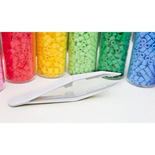Pink Lizard Baby Children Tweezers Tools Craft Perler Beads Clips Toys