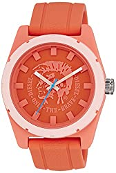 Diesel End-of-Season The Compan Analog Pink Dial Mens Watch - Dz1627I