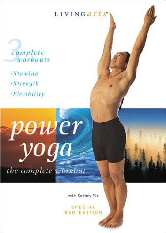 Power Yoga the Complete Workout - Stamina, Strength, Flexibility with Rodney Yee