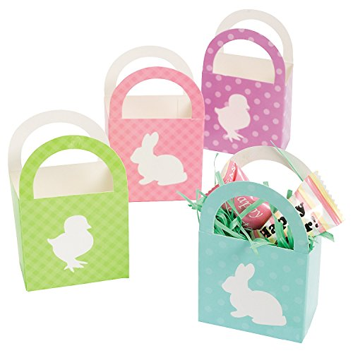 Two Dozen Mini Easter Baskets