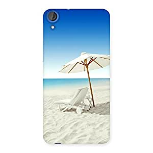 Vaccation Multicolor Back Case Cover for HTC Desire 820s