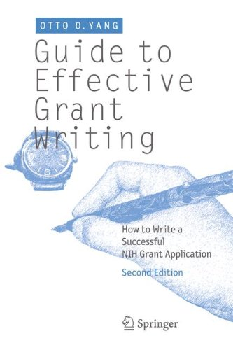 Writing a grant application