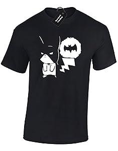 Pikachu Batman Pokemon Inspired Gift For Men & Teenagers T-Shirts Tops