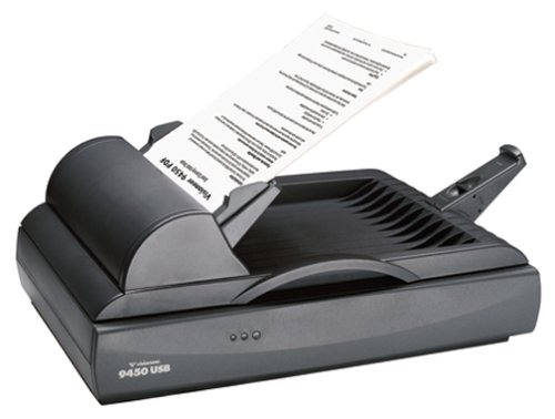 Visioneer One Touch 9450 USB 600 DPI Flatbed ADF Color Scanner 94501D-USBB000089DLD : image