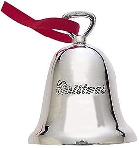 Reed & Barton Christmas Silver-plated Christmas Bell