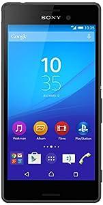 Sony Mobile Xperia M4 Aqua Smartphone débloqué 4G (Ecran: 5 pouces - 16 Go - Double Nano-SIM - Android 5.0 Lollipop) Noir