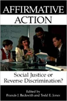 affirmative action reverse discrimination essay