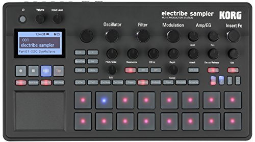 Review Korg Electribe Sampler