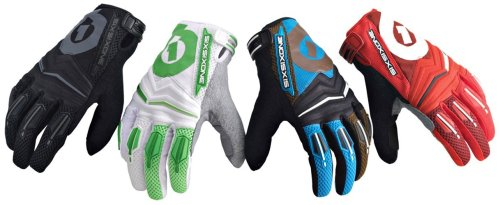 Buy Low Price Sixsixone Comp Full Finger Bike Glove (661-1855XS)