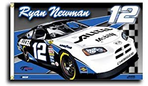 Ryan Newman - Nascar Flags by Flagline
