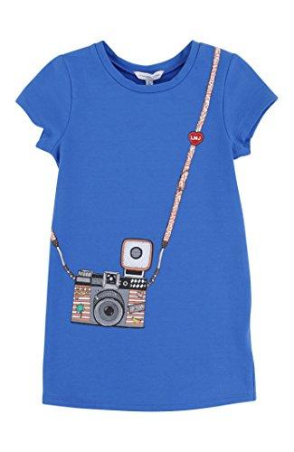 Little Marc Jacobs Camera Dress -6 -Royal