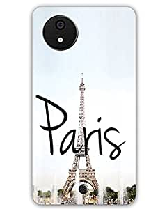 WEB9T9 Micromax Canvas A1 Back Cover Designer Hard Case Printed Cover
