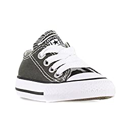 Converse Infants\'s CONVERSE CT AS SP IN OX CASUAL SHOES 10 Infants US (CHARCOAL)