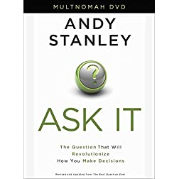 Ask It DVD: The Question That Will Revolutionize How You Make Decisions