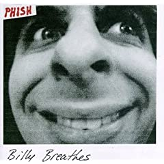 Album Cover for Billy Breathes