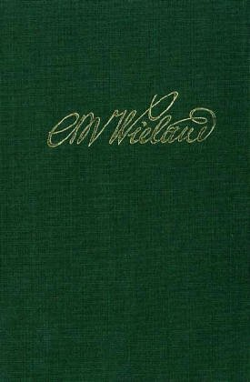 Wielands Briefwechsel: Band 9.1: Briefe Juli 1785 - März 1788. Text: Band 9.1 Teil 1