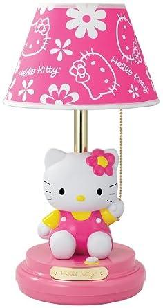 Hello Kitty Kt3095 Hello Kitty Table Lamp